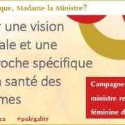Vignette semaine 4: Pour une vision globale et une approche spécifique de la santé des femmes